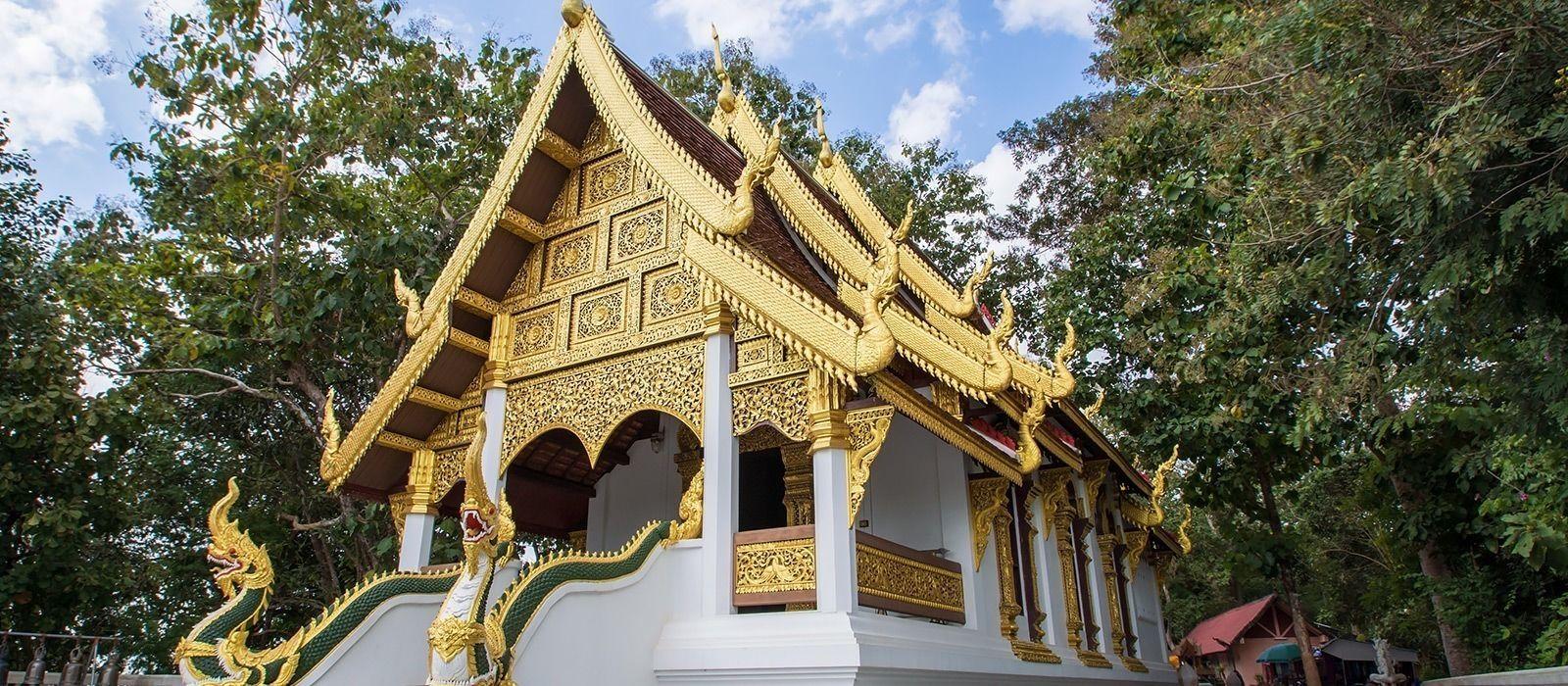 Reiseziel Chiang Saen Thailand