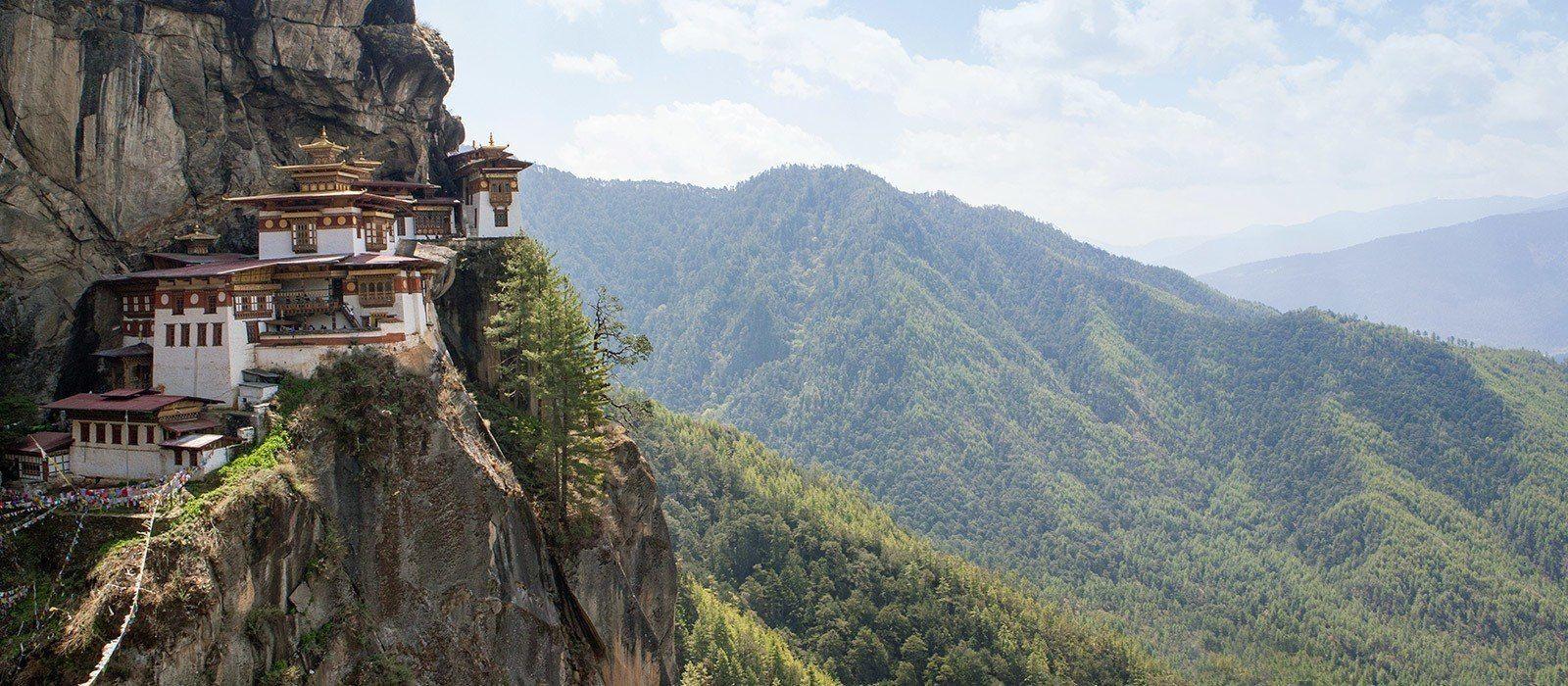 Travel Destination Bhoutan