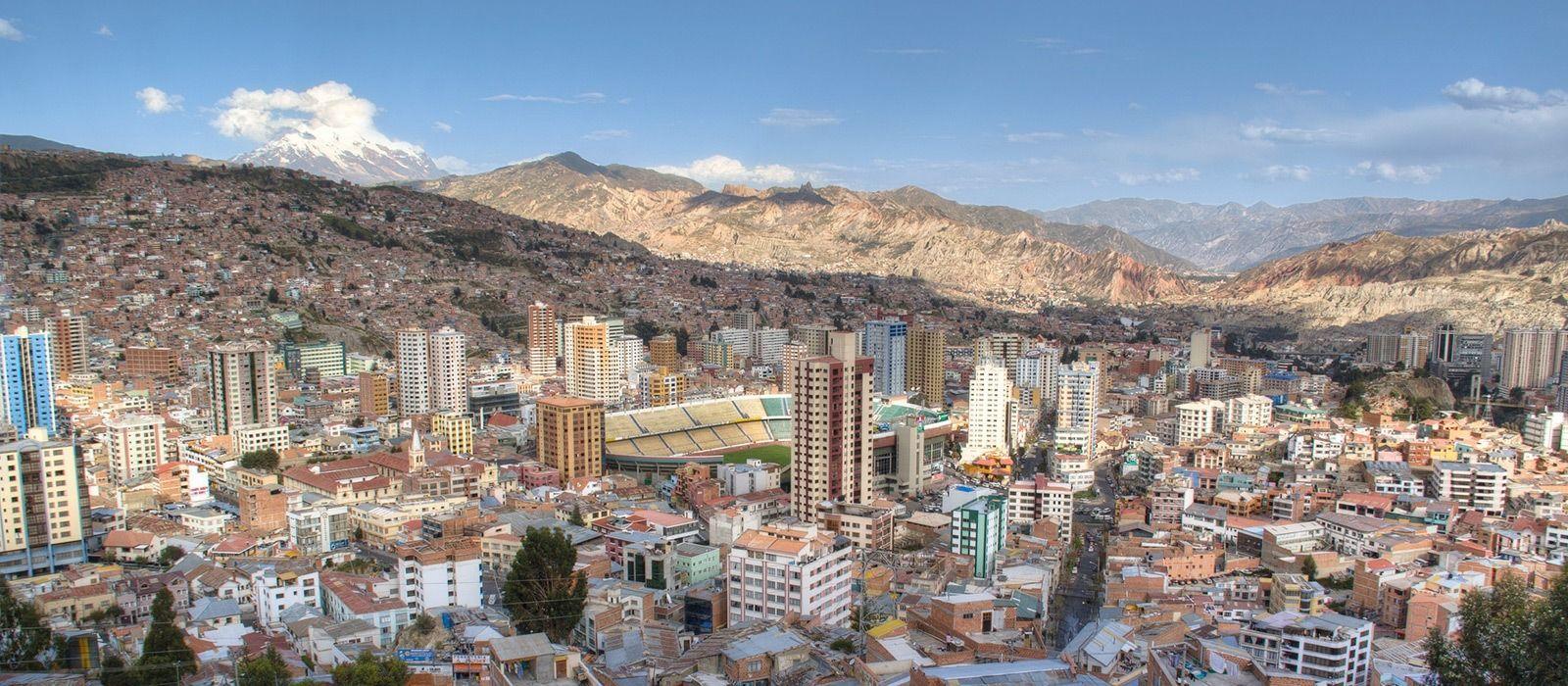 Bolivien: Farben und Geschichte Urlaub 9