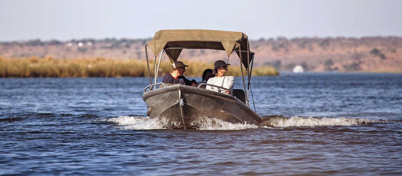 Destination Chobe National Park Botswana