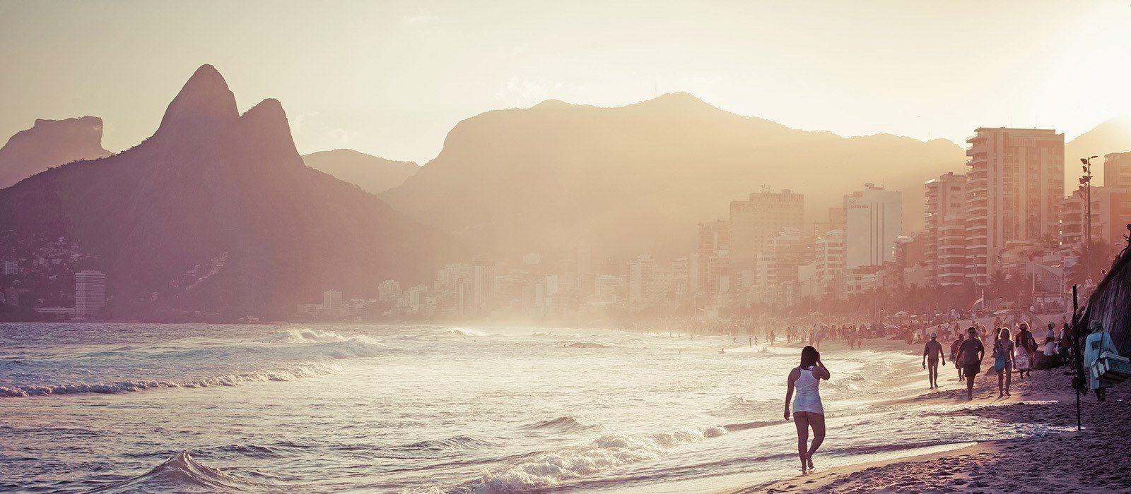 Argentinien & Brasilien – glitzernde Städte und tosende Fluten Urlaub 2