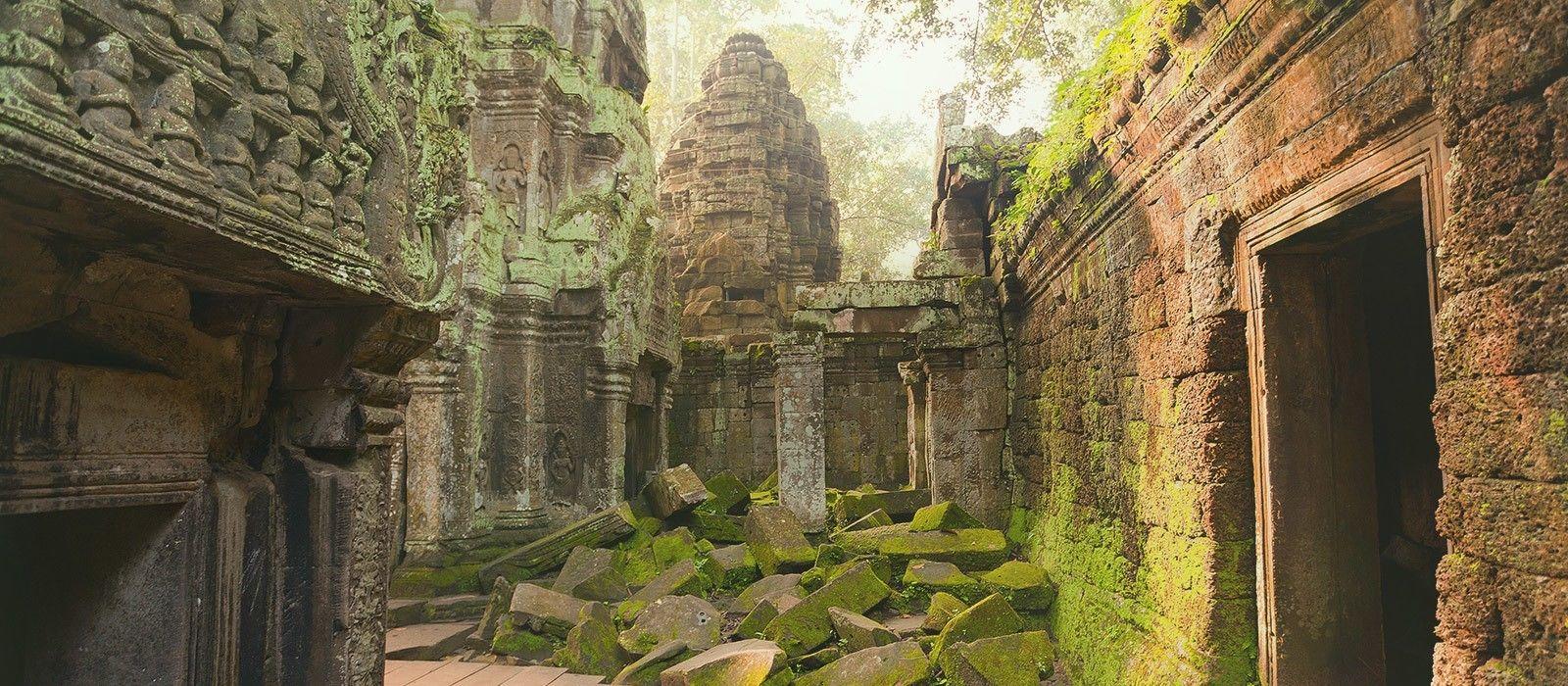 Travel Destination Cambodge 1