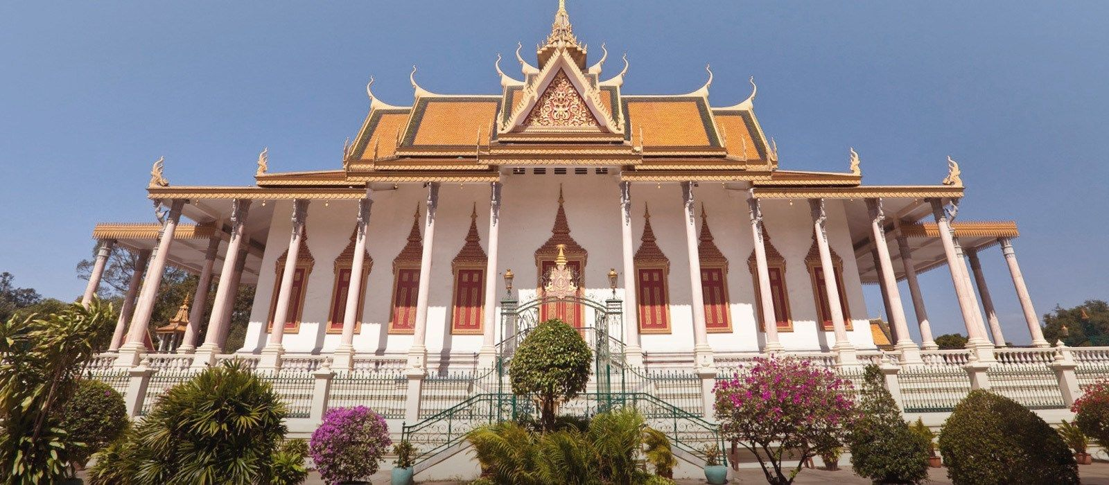 Ancient Wonders of Cambodia & Laos Tour Trip 1