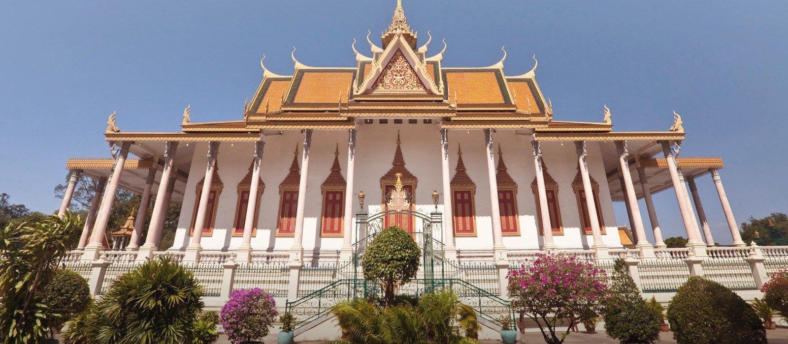 Reiseziel Phnom Penh Kambodscha