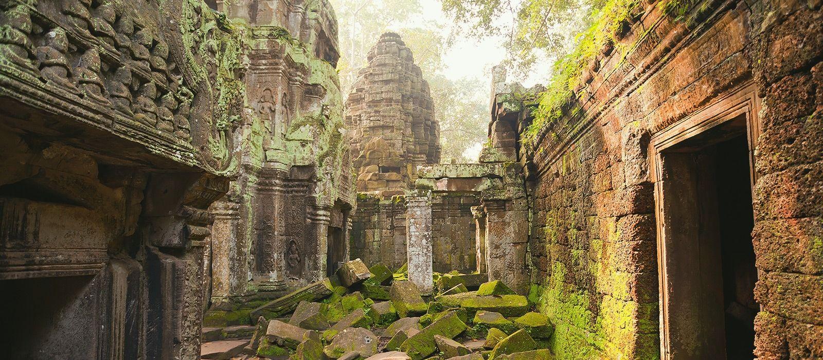 Cambodia: Angkor Legacy Tour Trip 1