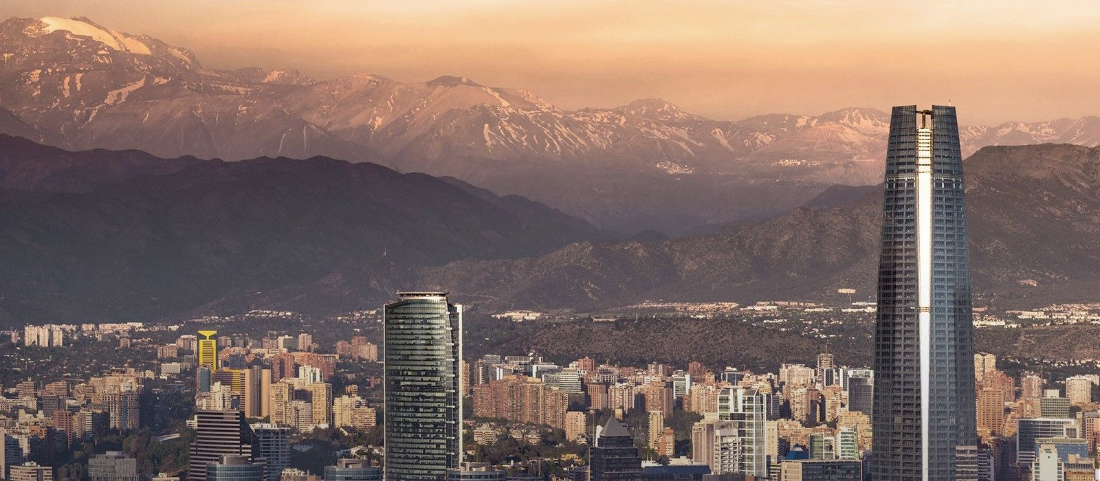 Destination Santiago de Chile Chile