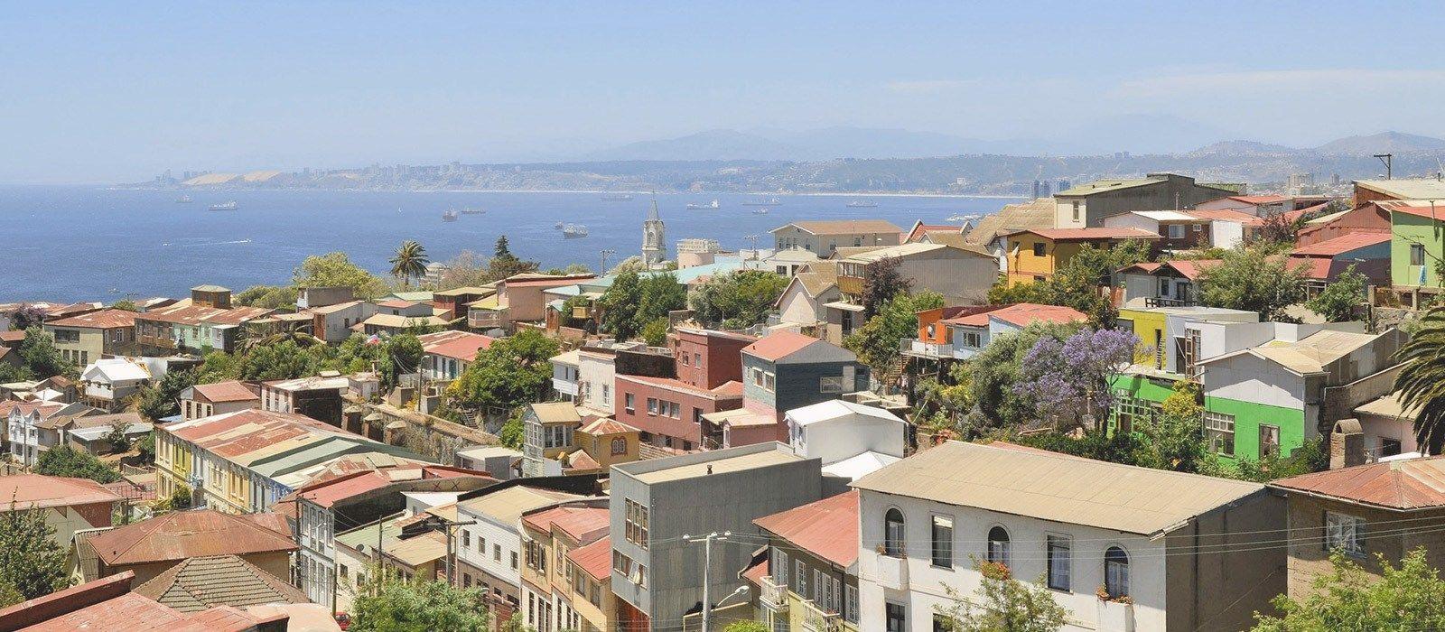 Chile: Seen und gesehen werden Urlaub 1