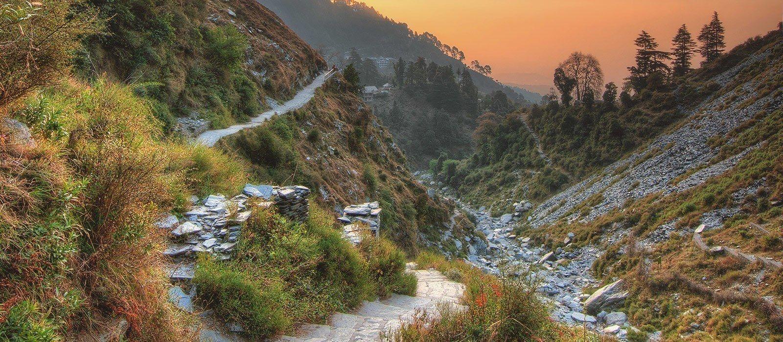 Reiseziel Dharamsala Himalaja