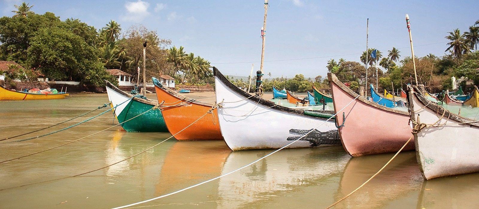 Destination Goa Islands & Beaches