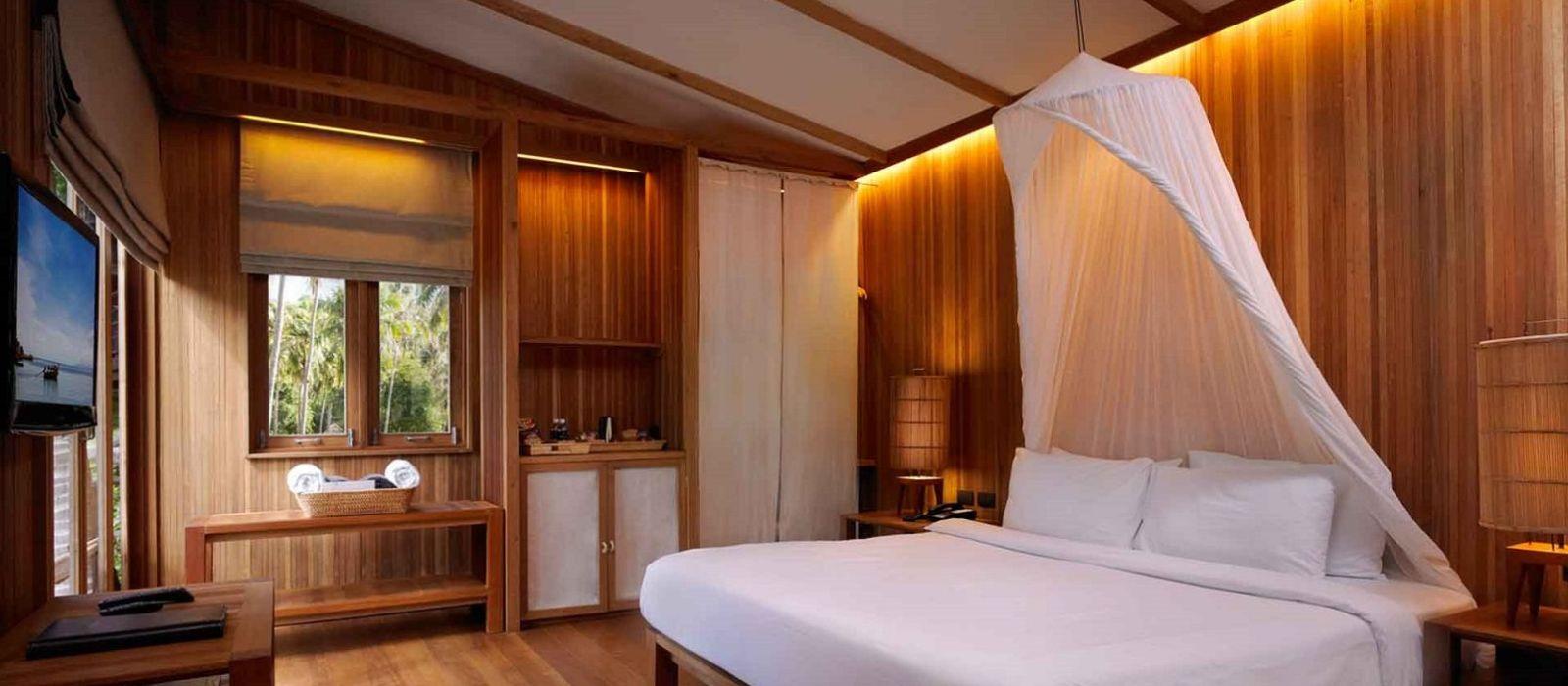 Hotel Haad Tien Beach Resort Thailand