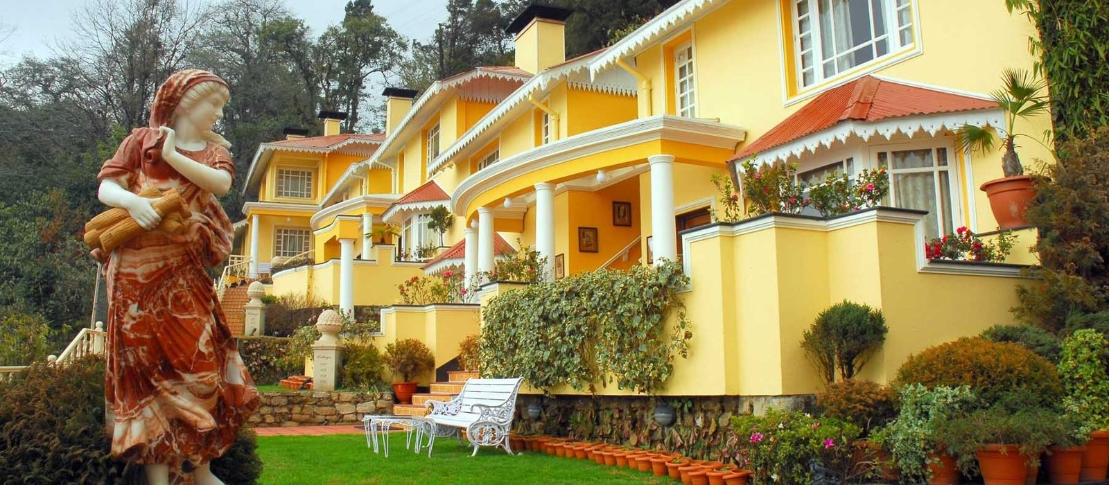 Hotel Mayfair Darjeeling East India