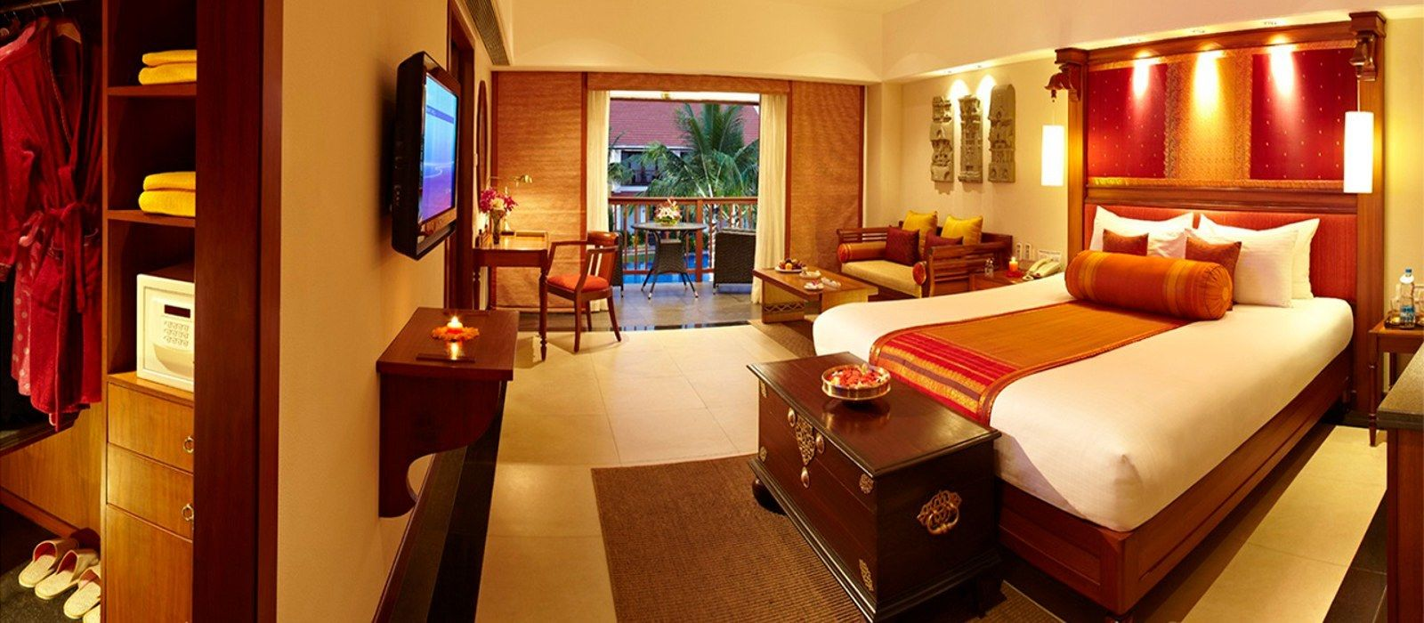 Hotel Radisson Blu Resort Temple Bay South India