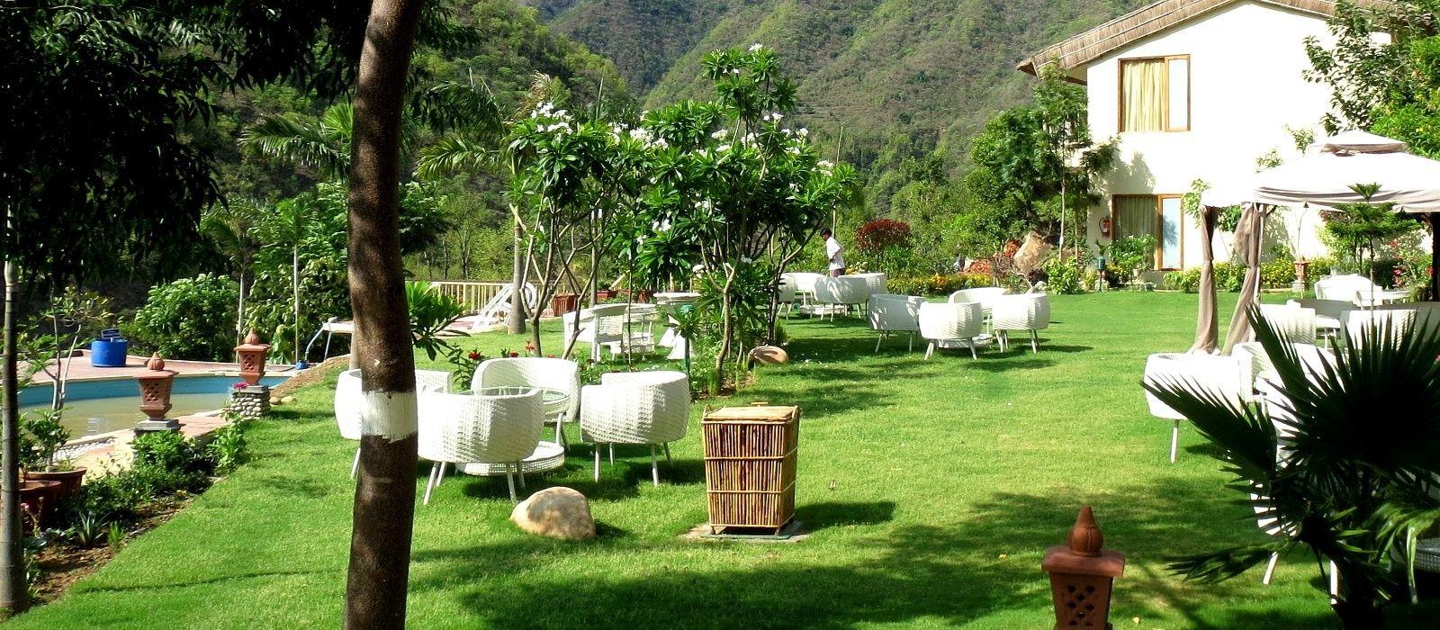 Hotel Raga On The Ganges Himalaja