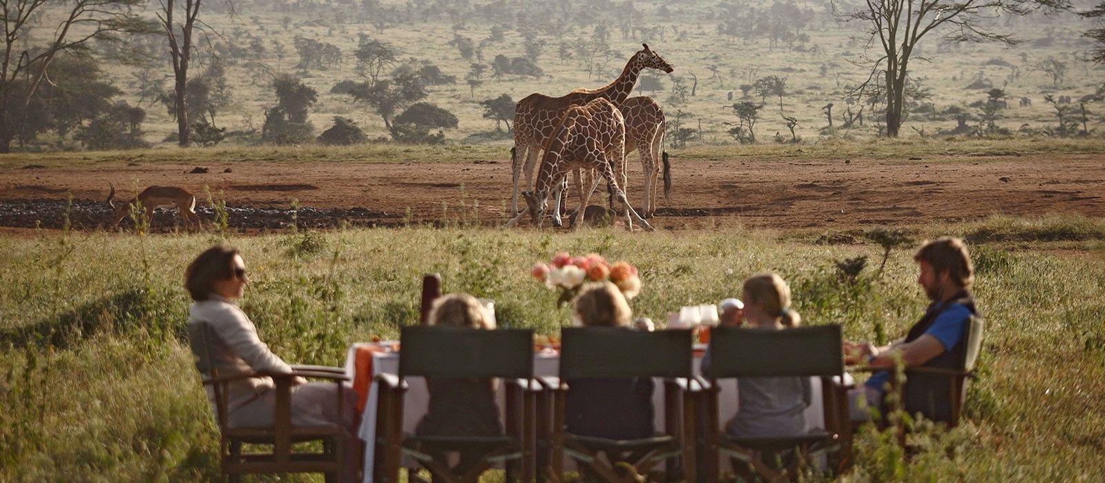 Reiseziel Laikipia – Community Reserves Kenia