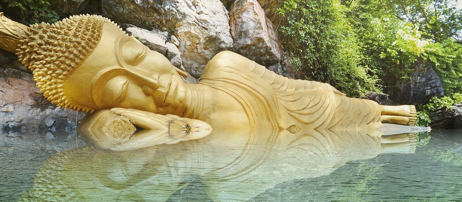 Laos Reise zu Lande und zu Wasser Urlaub 5