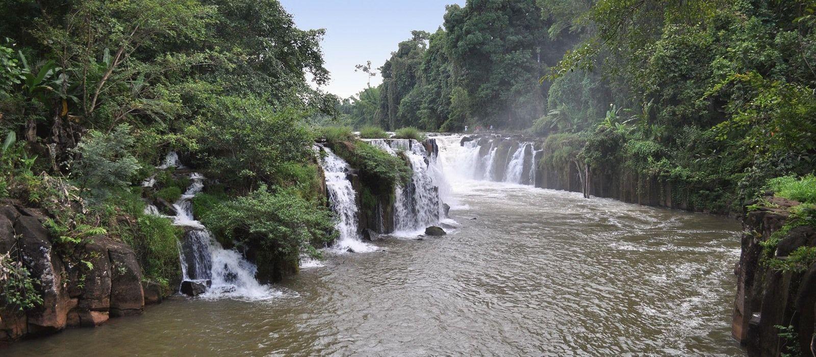 Laos Reise zu Lande und zu Wasser Urlaub 7