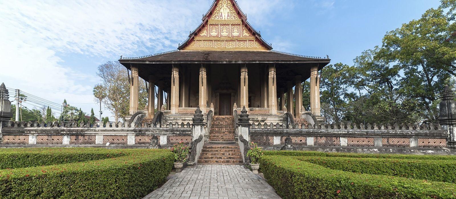 Kulturschätze Südostasiens – Laos und Kambodscha Rundreise Urlaub 4