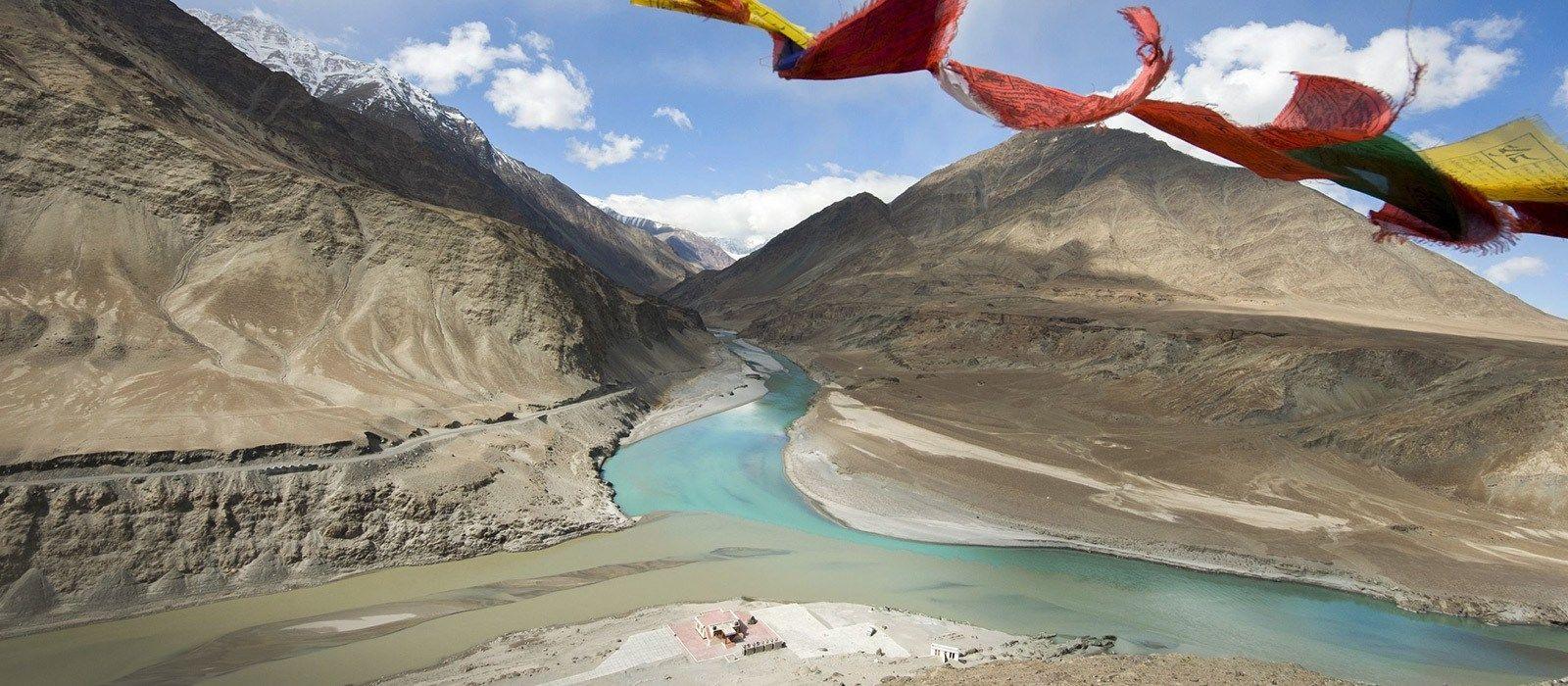 Schlafen unter Sternen auf dem Dach der Welt – Himalaya Luxusreise Urlaub 2