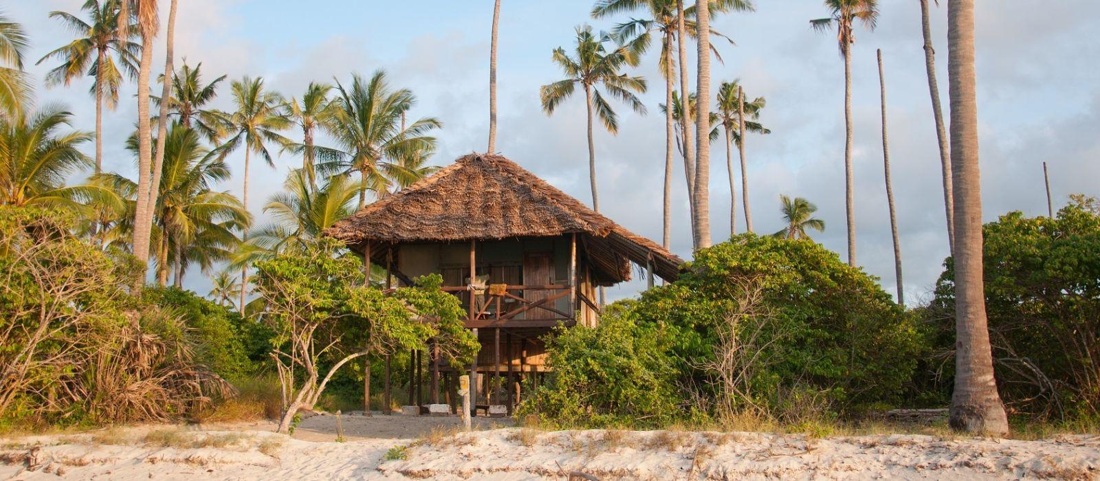 Destination Saadani Tanzania