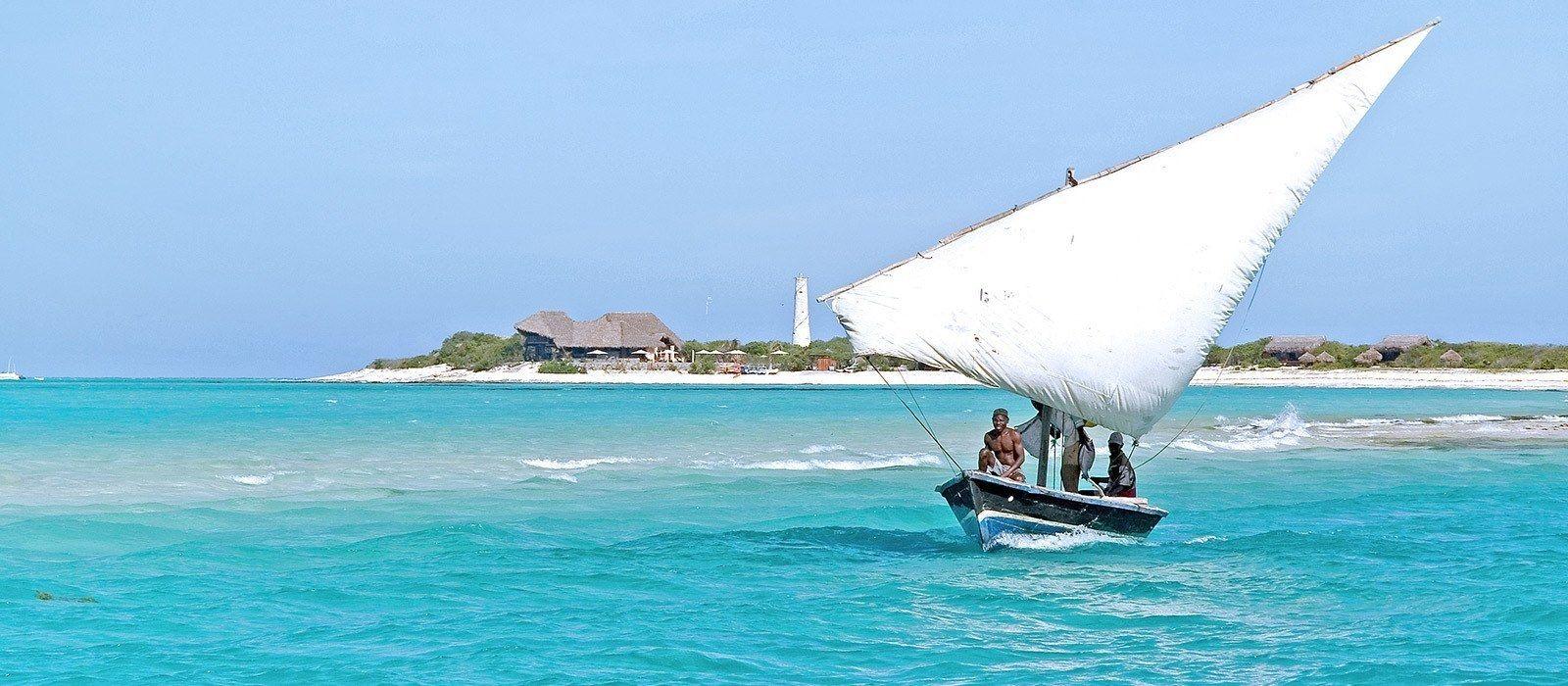 Reiseziel Bazaruto (Vilanculos) Mosambik