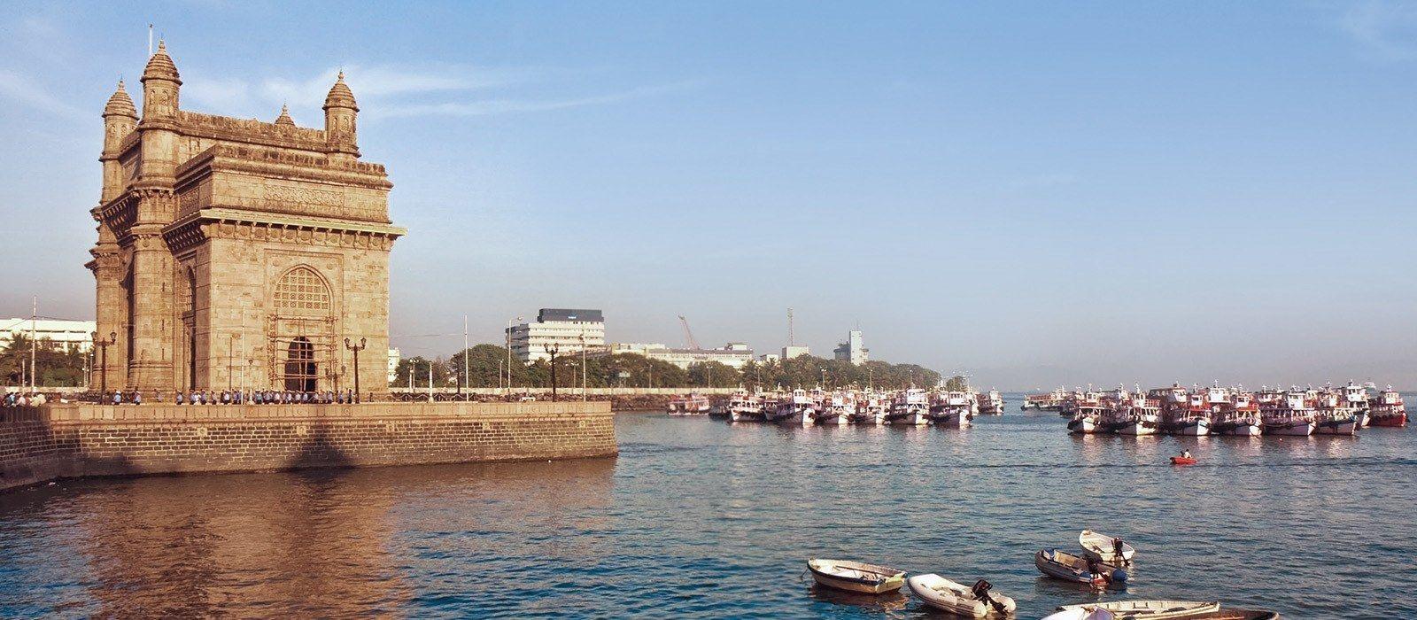 Destination Mumbai Central & West India