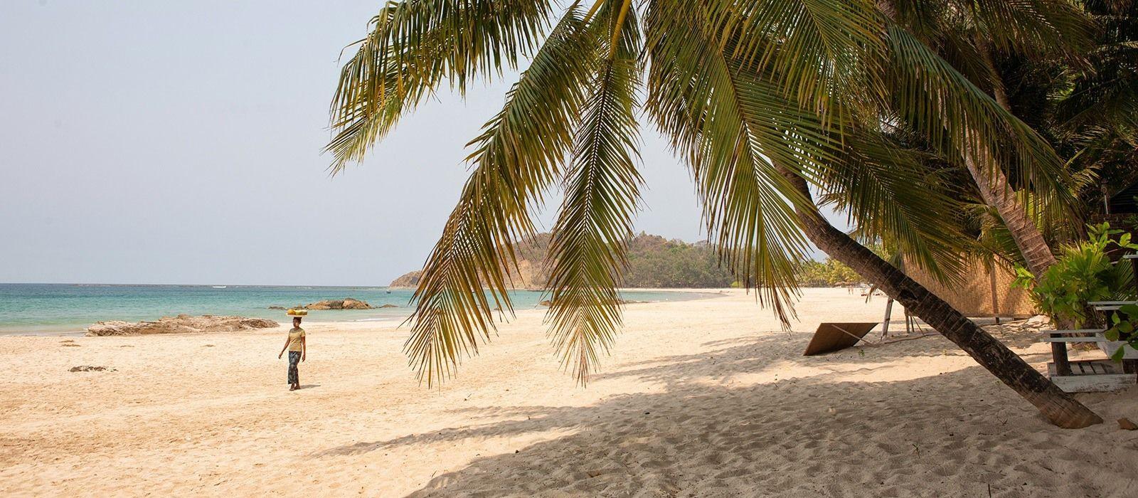 Cultura y playas en Myanmar Tour Trip 1