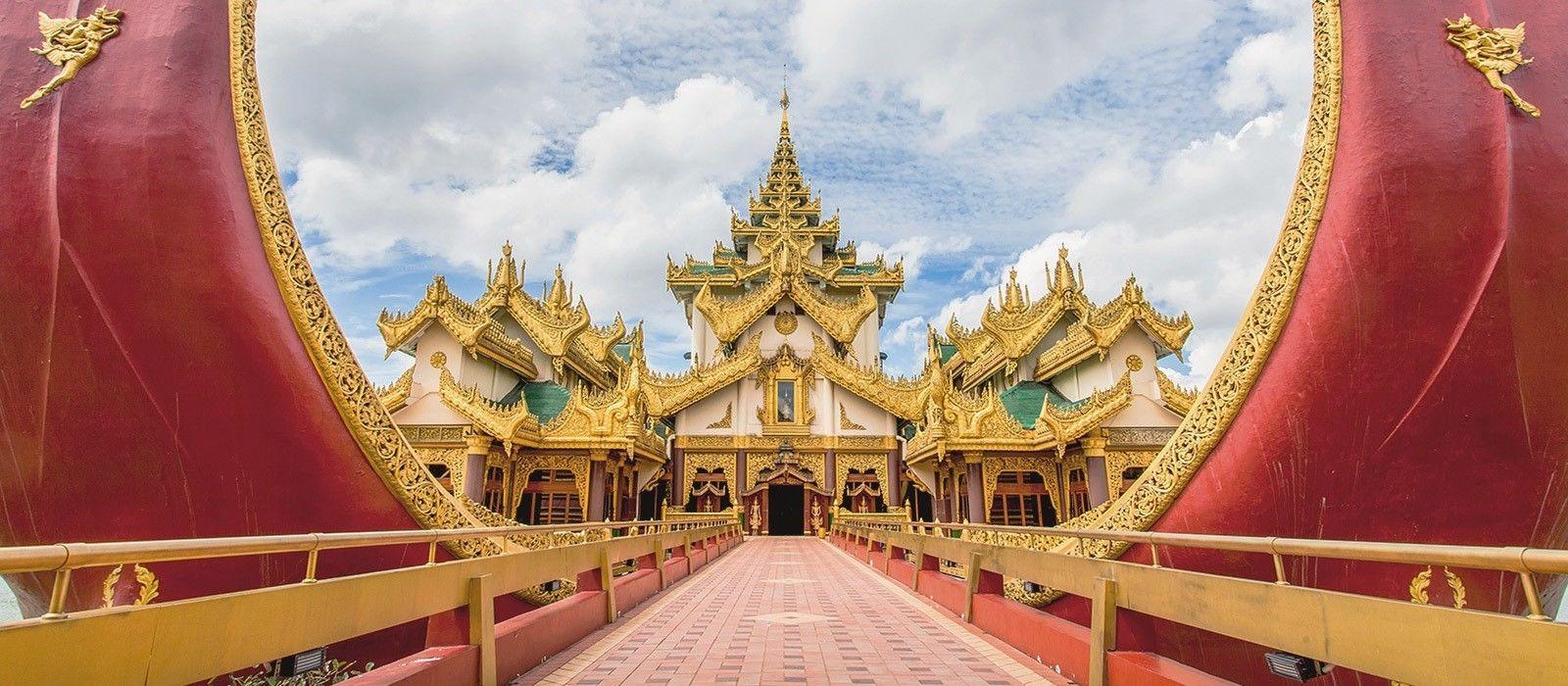 Die Höhepunkte des Goldenen Landes – Luxusreise nach Myanmar Urlaub 6