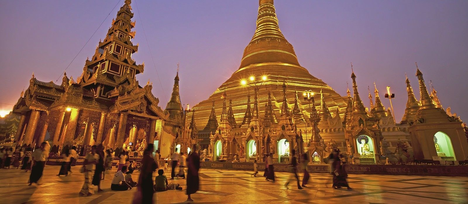 Destination Yangon Myanmar