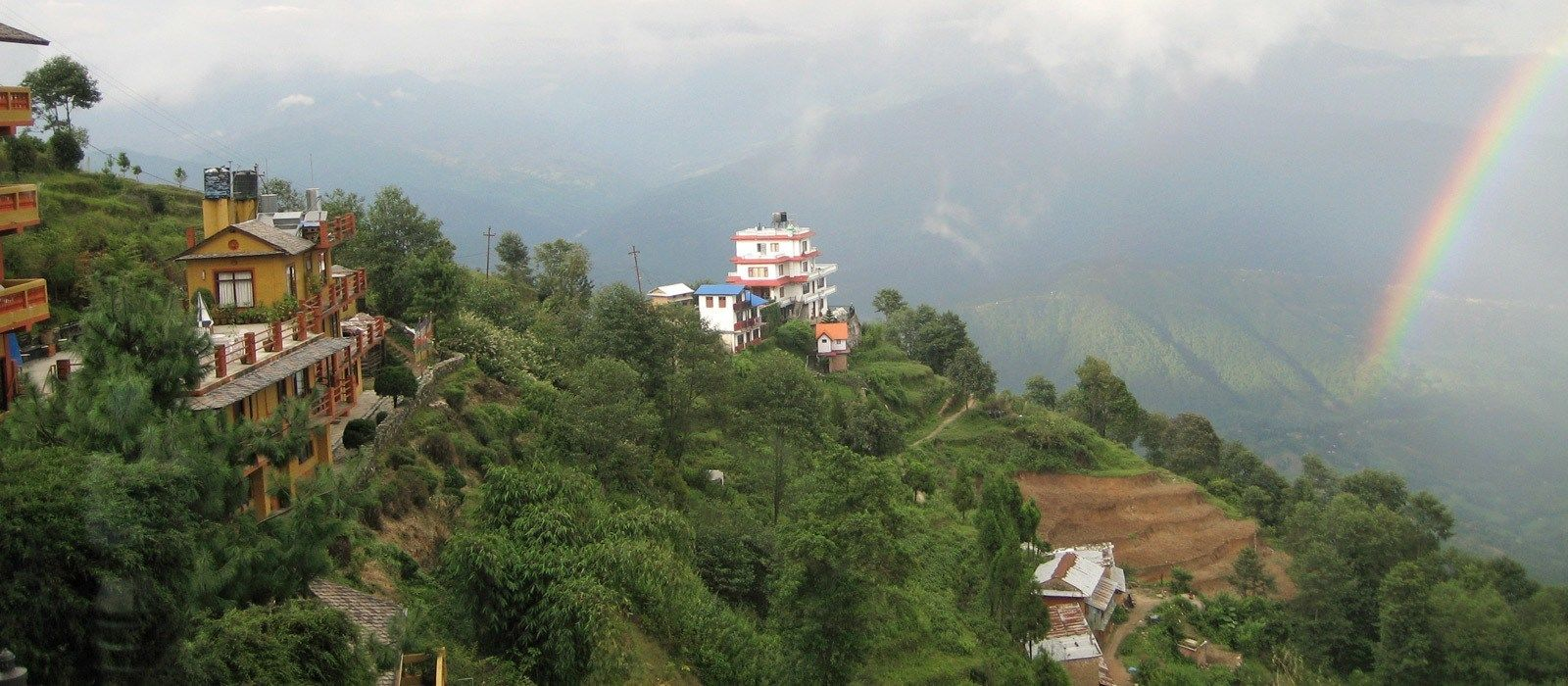 Destination Nagarkot Nepal