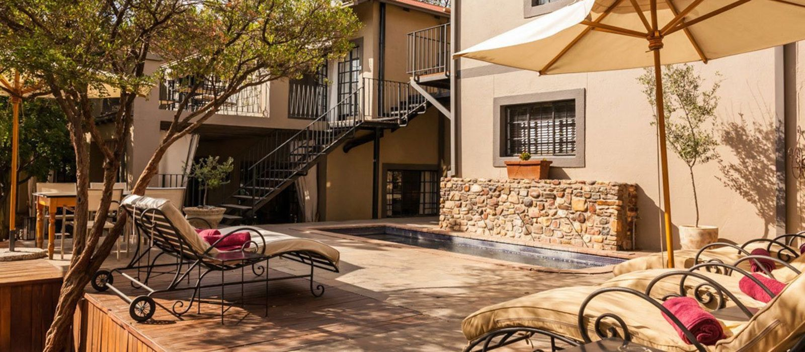 Hotel Olive Grove Guesthouse Namibia