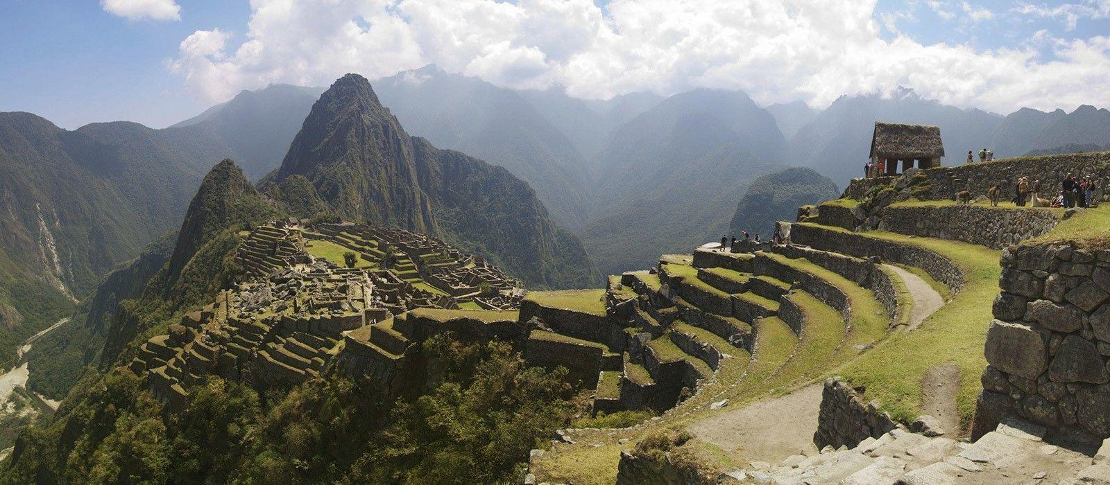 Peru: Hiking Cordillera Blanca Tour Trip 1