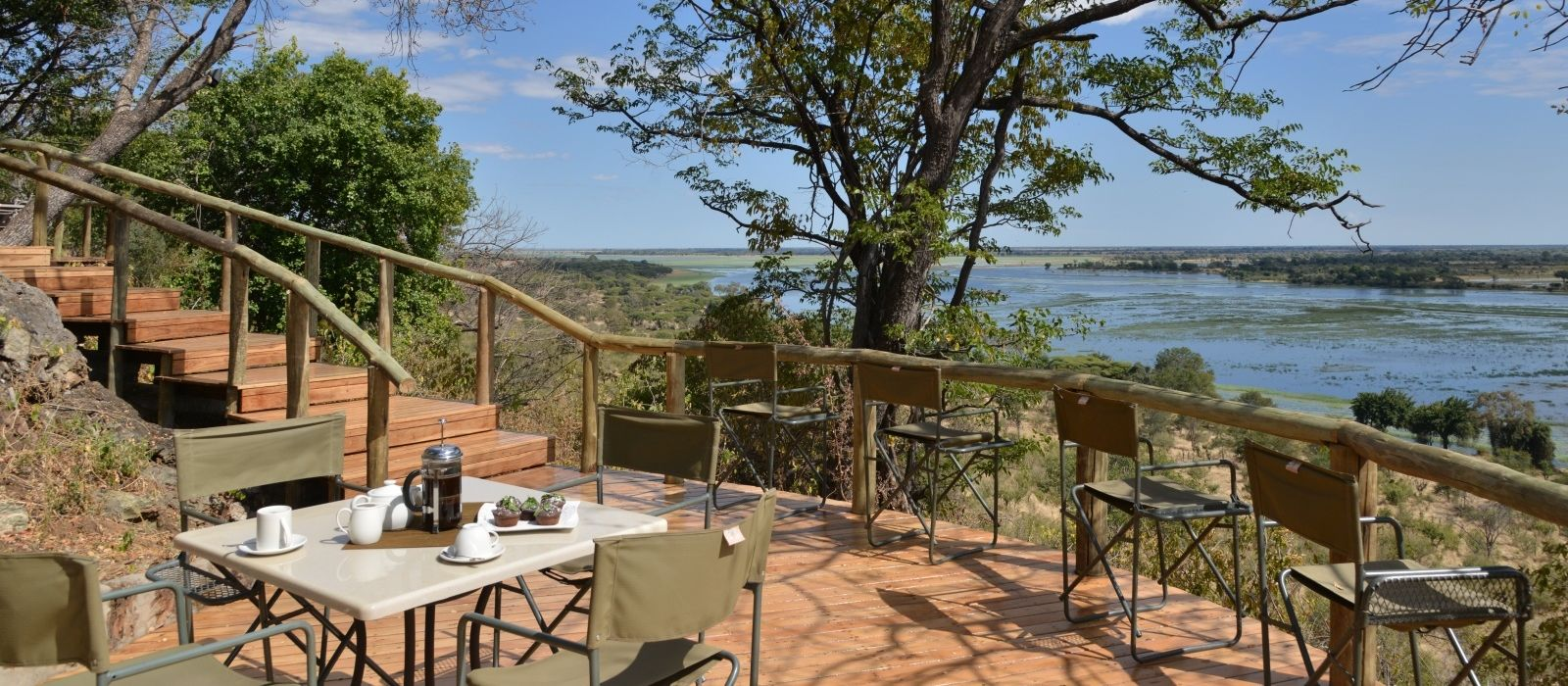 Hotel Muchenje Safari Lodge Botswana