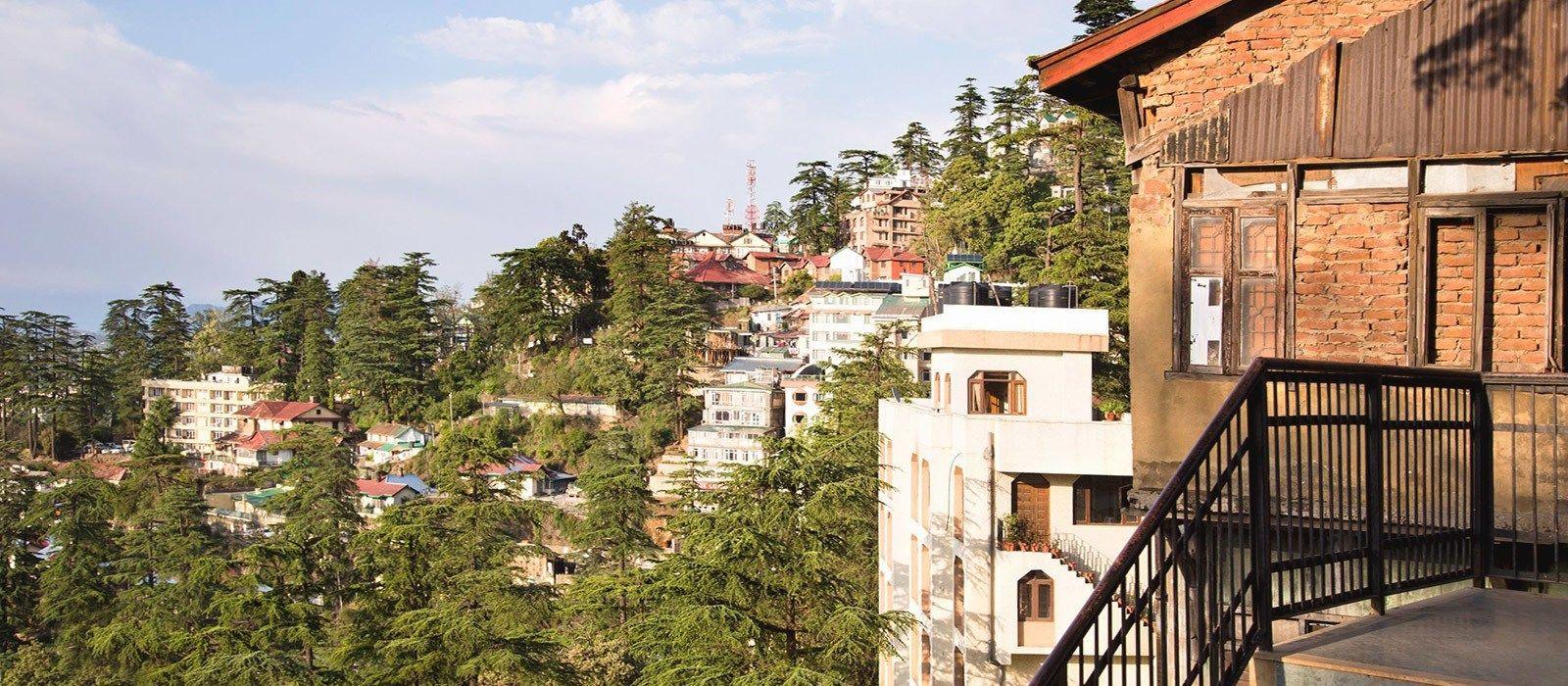 Reiseziel Shimla Himalaja