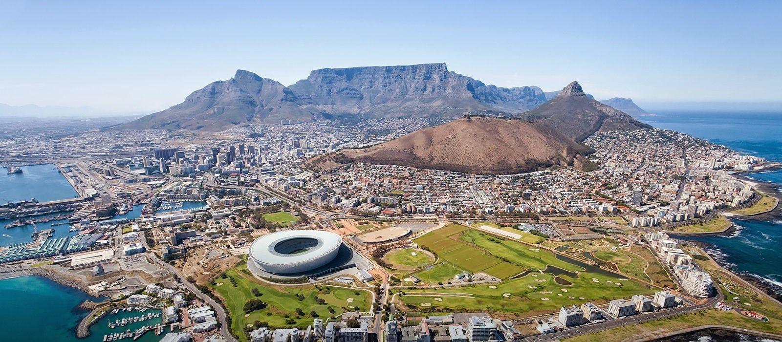 Südafrika & Sambia: Kapstadt, Krüger und Victoriafälle Urlaub 1