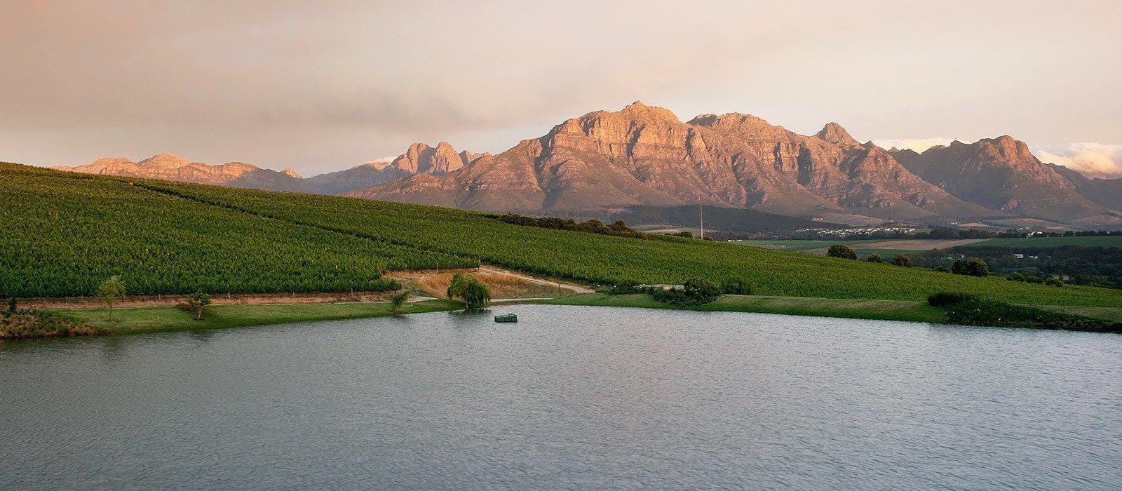 Reiseziel Winelands Südafrika