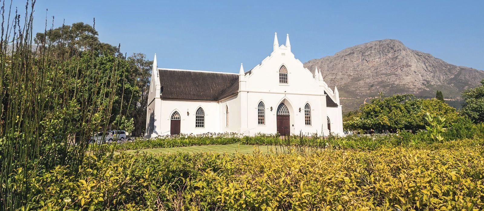 Destination Winelands South Africa