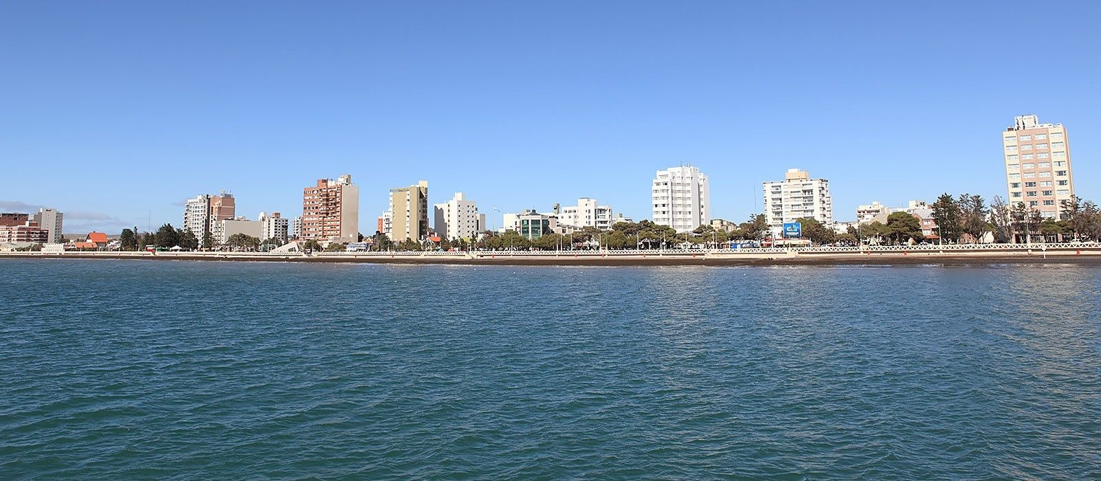 Destination Puerto Madryn Argentina
