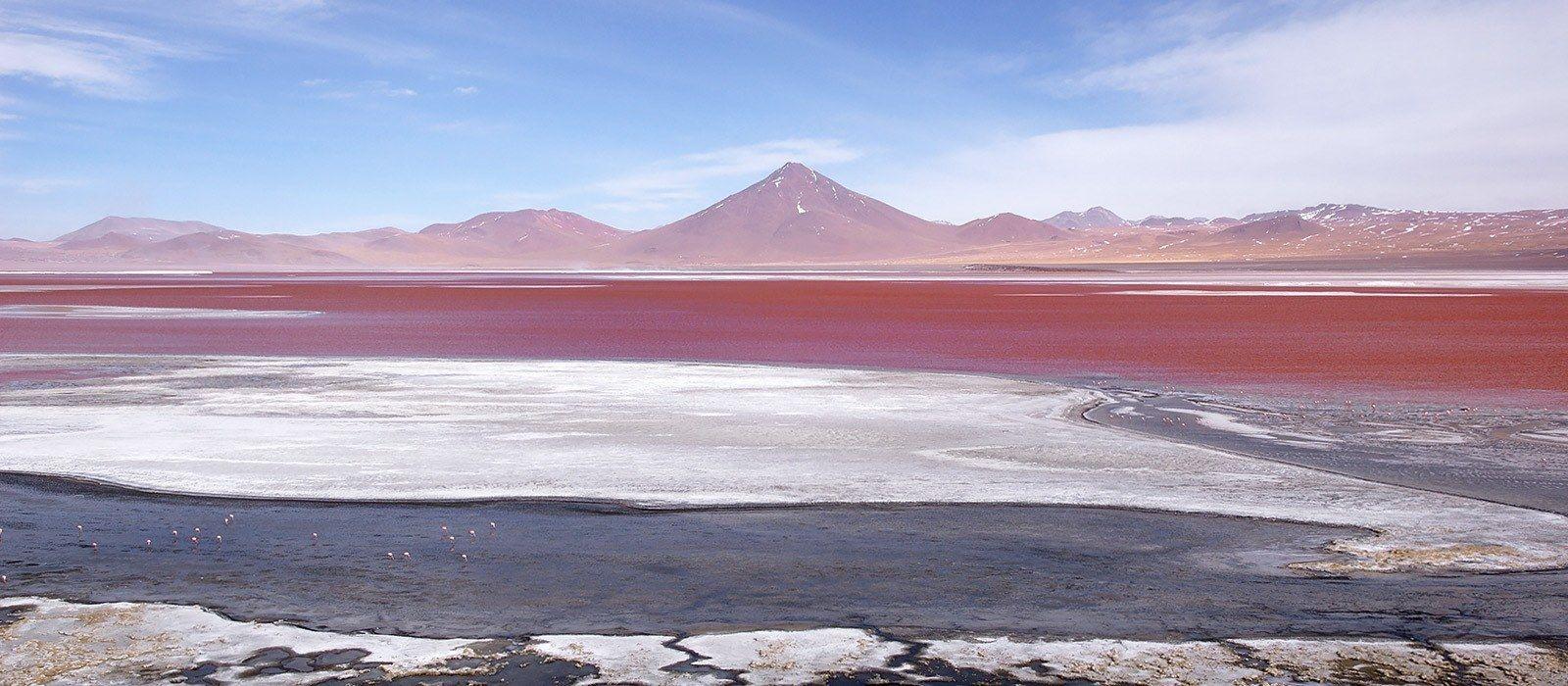 Destination Ojo de Perdiz Bolivia