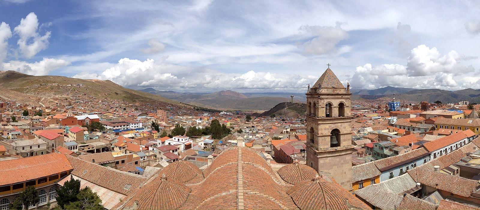 Bolivien: Farben und Geschichte Urlaub 3