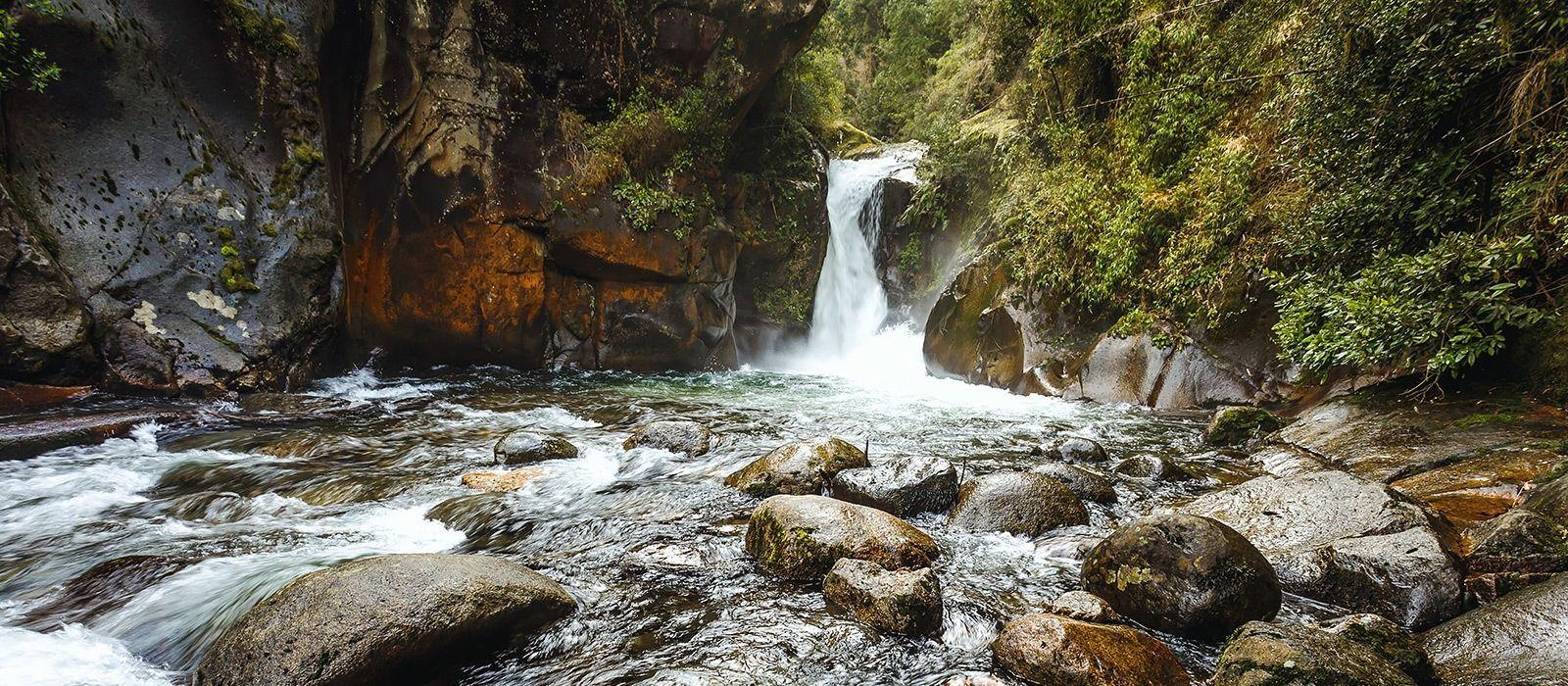 Destination Pucon Chile