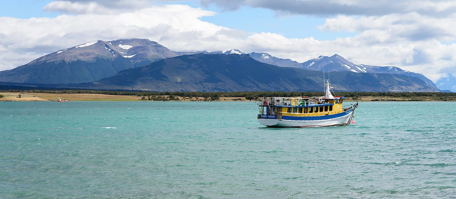 Destination Puerto Natales Chile