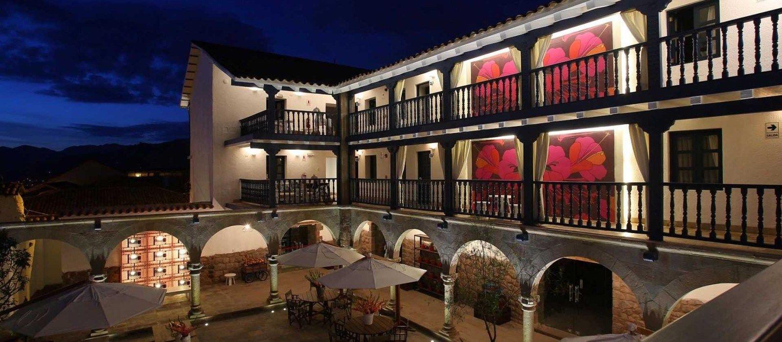 Hotel El Mercado Tunqui Peru