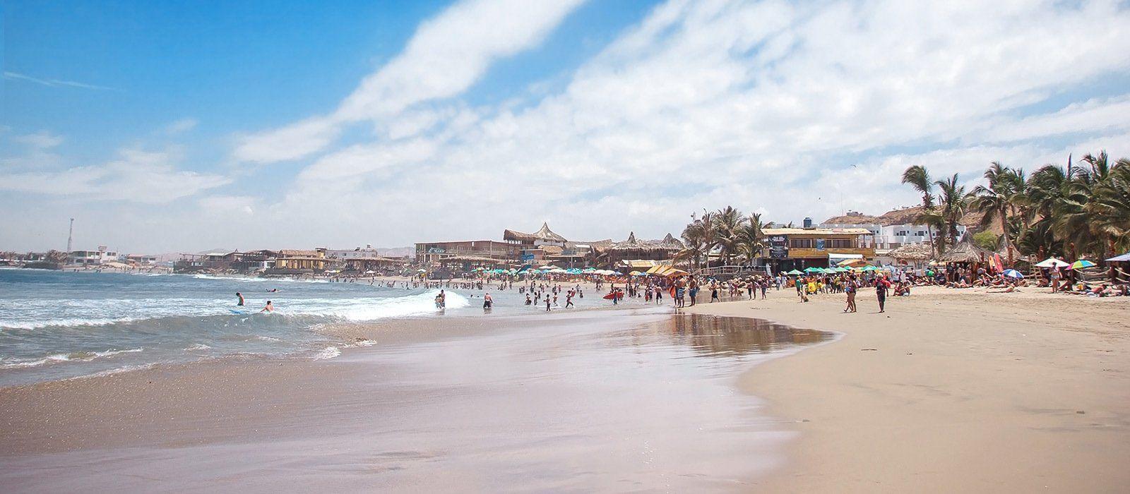 Reiseziel Mancora Peru