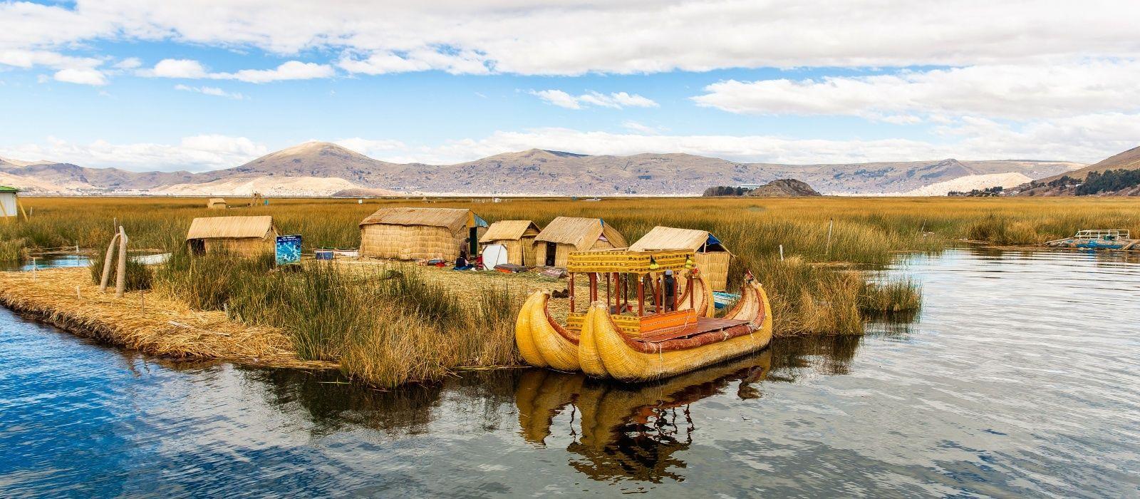Destination Puno Peru