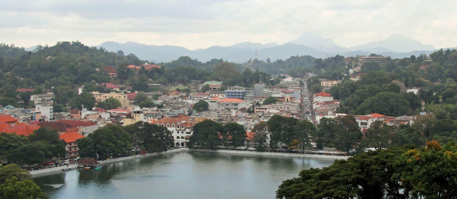 Reiseziel Kandy Sri Lanka