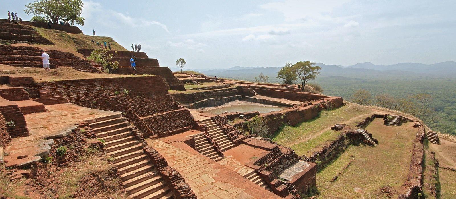 Reiseziel Sigiriya Sri Lanka