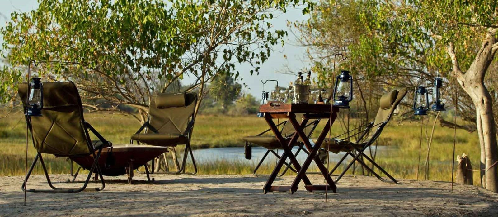 Hotel Kana Kara Camp Botswana