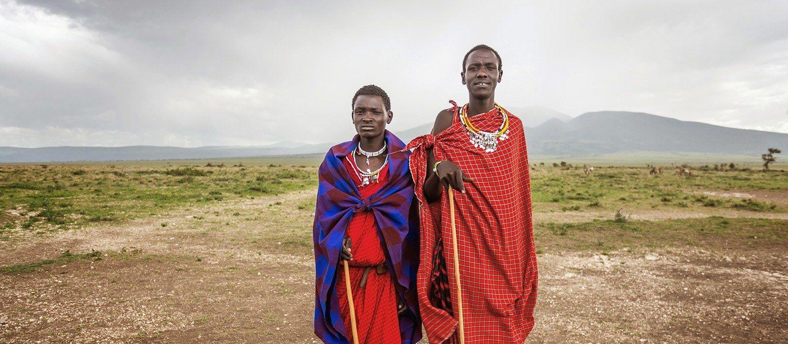 Destination Ngorongoro Crater Tanzania