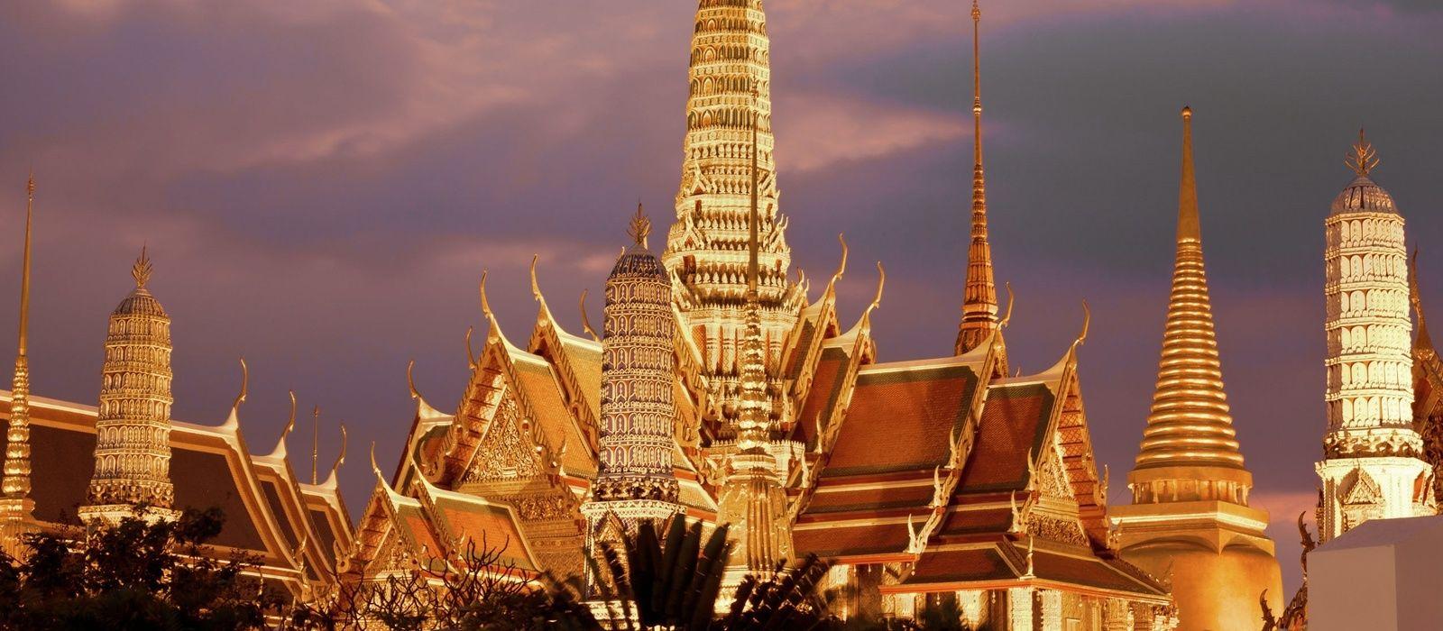 Destination Bangkok Thailand