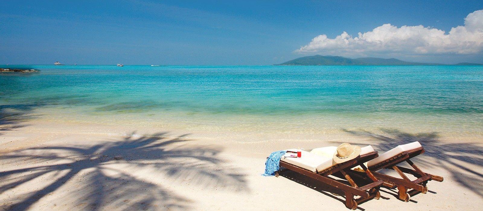 Destination Koh Samui Thailand